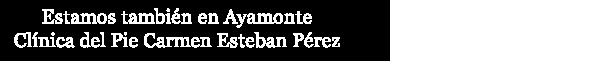 Clínica del Pie Aquiles Logo